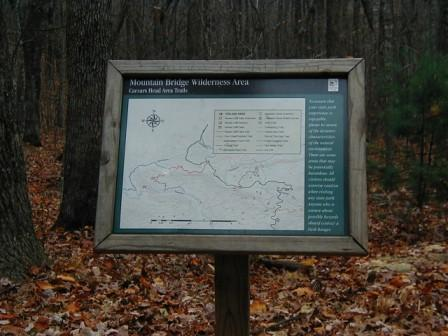 Sign Board and Map